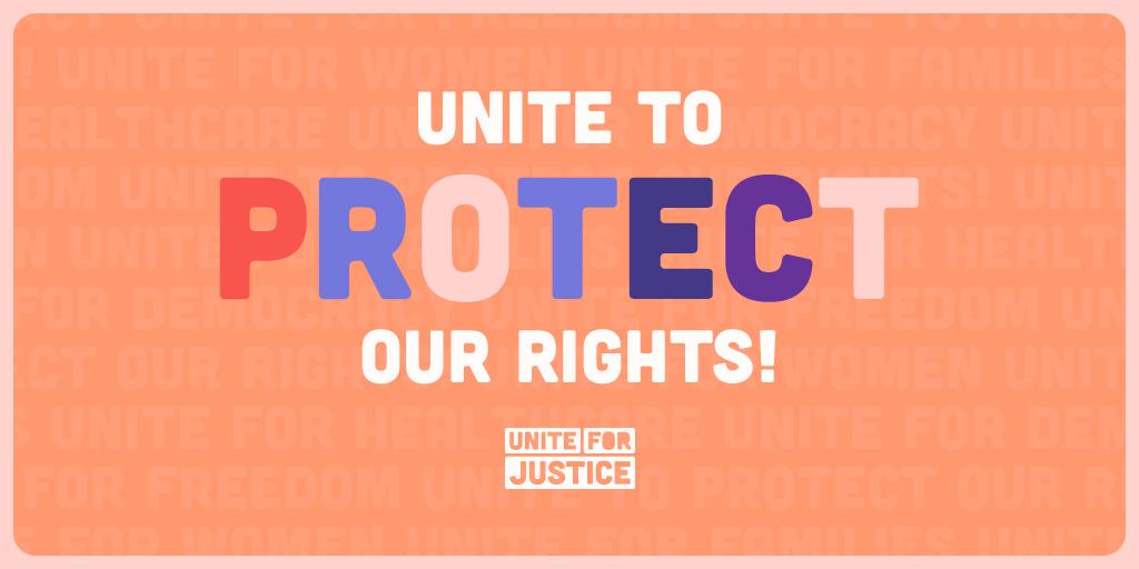 Unite For Justice, Advocacy